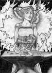 Imbolc Goddess 2007