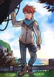 [Fan Art] Arlo (My Time at Portia)