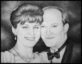 Portrait of Janet and Andrew