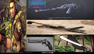 Axton's Equipment