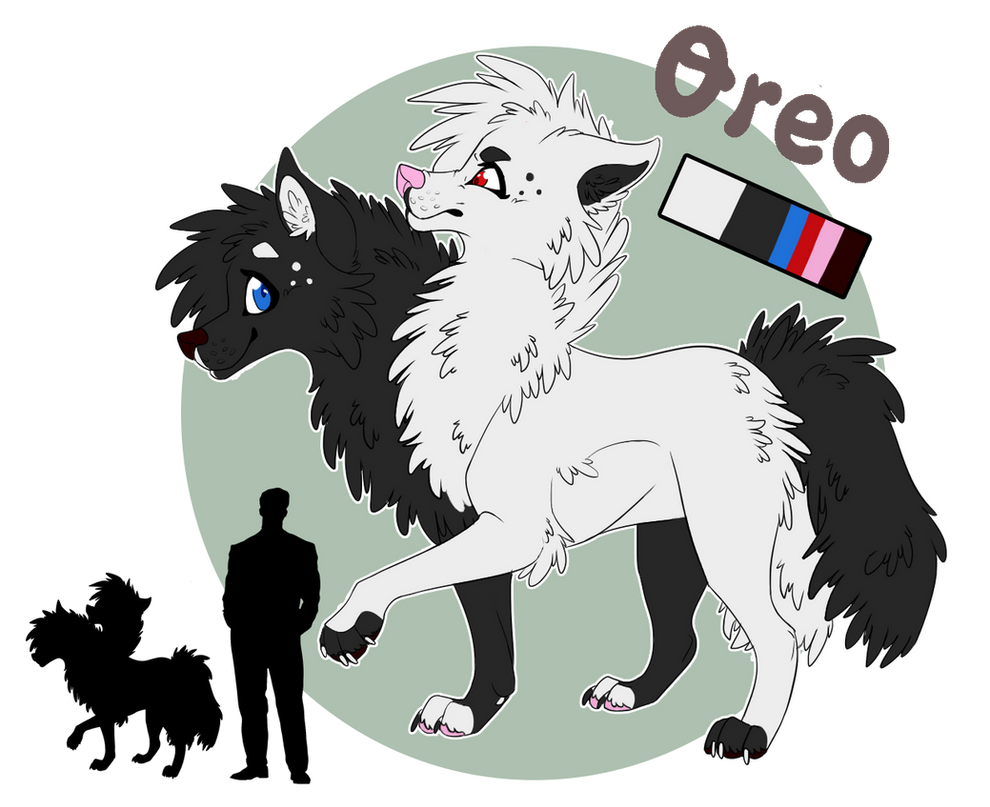 -personal- oreo by RayquazaSilver