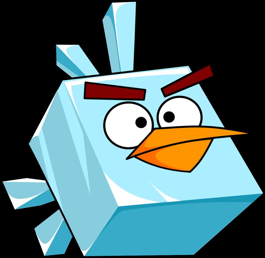angry birds space ice bird - photo #7