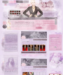 MileyRayCyrus.pl wordpress theme