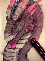 Volutus Dragon by Gabe-TKE