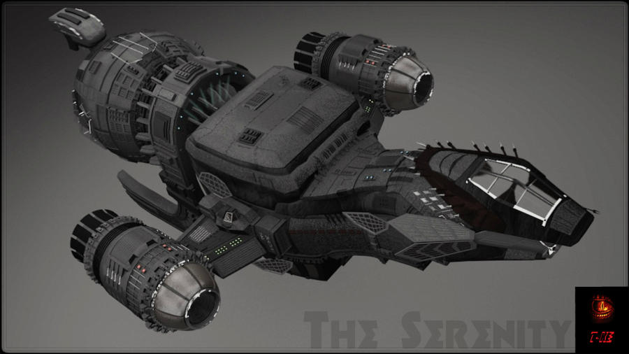 The Serenity ( old model) by Gabe-TKE