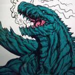 Godzilla: 2017 (color prev)