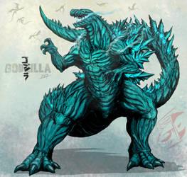 Godzilla: 2017 (Planet G)