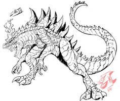 Quick Profile: Zilla Jr (aggressor) by Gabe-TKE