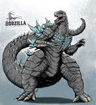 Genshyn's Gojira ( Warrior G)
