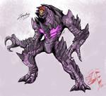 Commission: Zagotas ( monster)