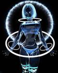 Roboluminescent