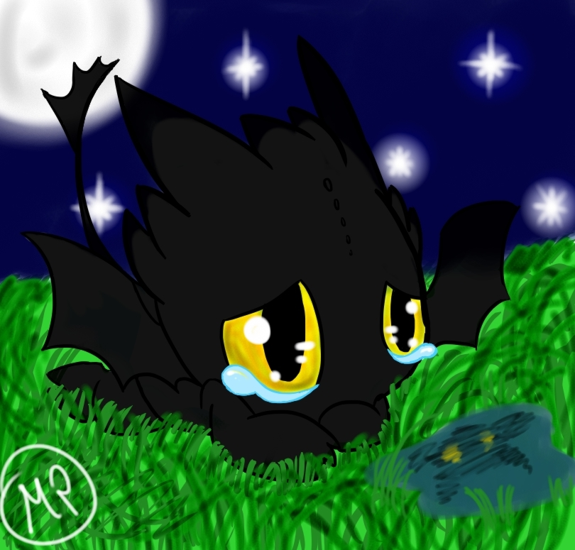 Baby Toothless by Maplepeltthecat on DeviantArt