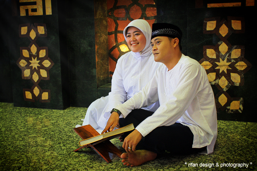 Prewedding Masjid By Rifandesign On Deviantart