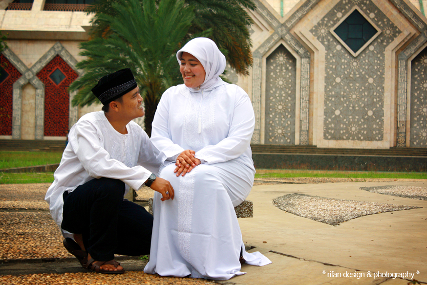 Prewedding Masjid 3 By Rifandesign On Deviantart