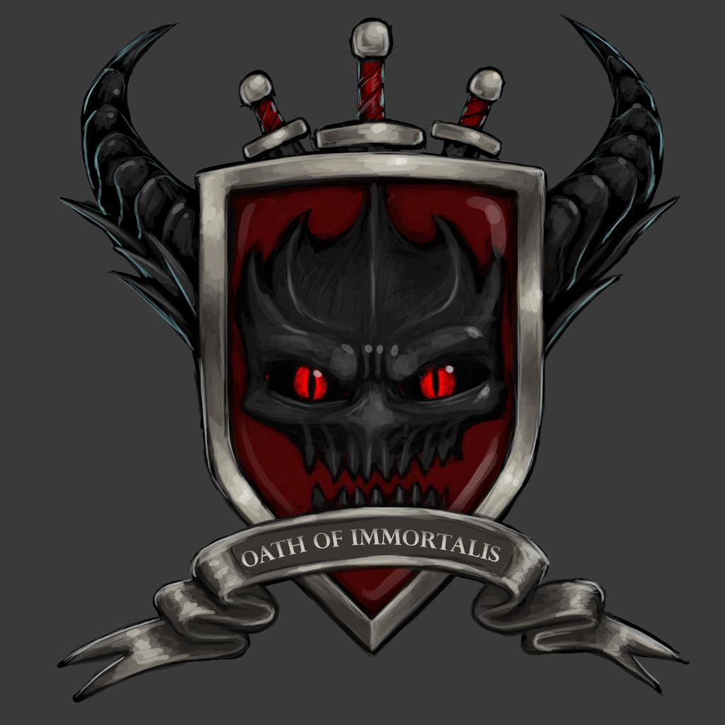 Как сделать герб на клан 815