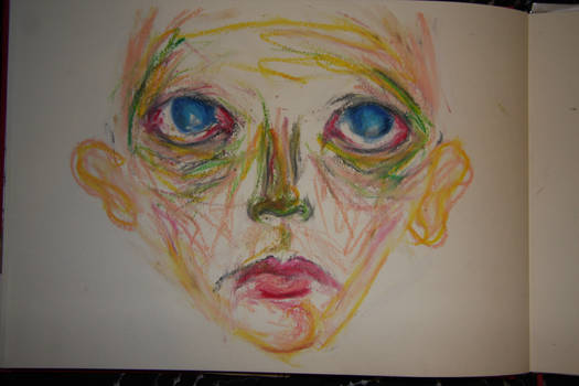Crayons are fun
