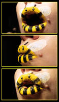Expressions of a Bumble Bee
