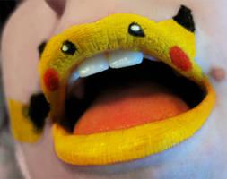 Pikachu by viridis-somnio