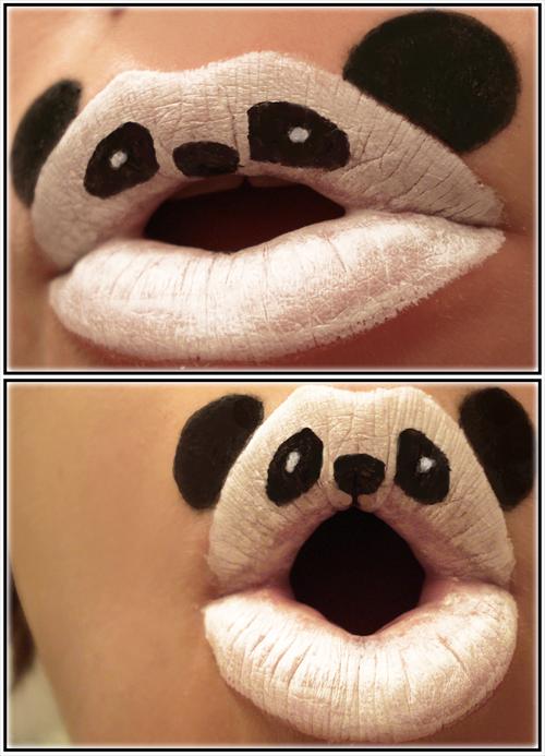 Panda Surprise by viridis-somnio