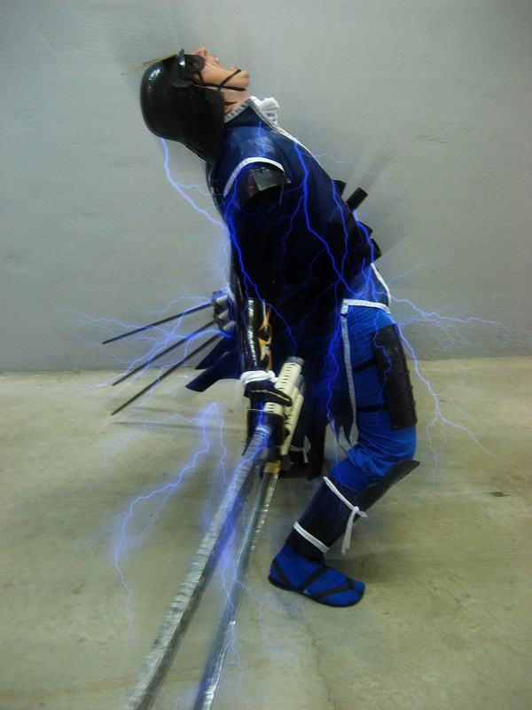 Masamune Date 07 SIX CLAWS by ichitaicho on DeviantArt