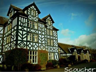 Gregynog Hall by Scoucher