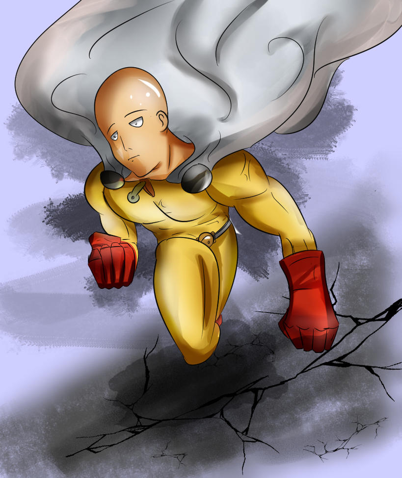 One Punch!!!! by Sanomichy