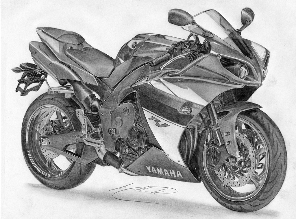 Yamaha Motorcycle Groups