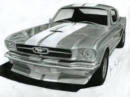 mustang gt350 1967