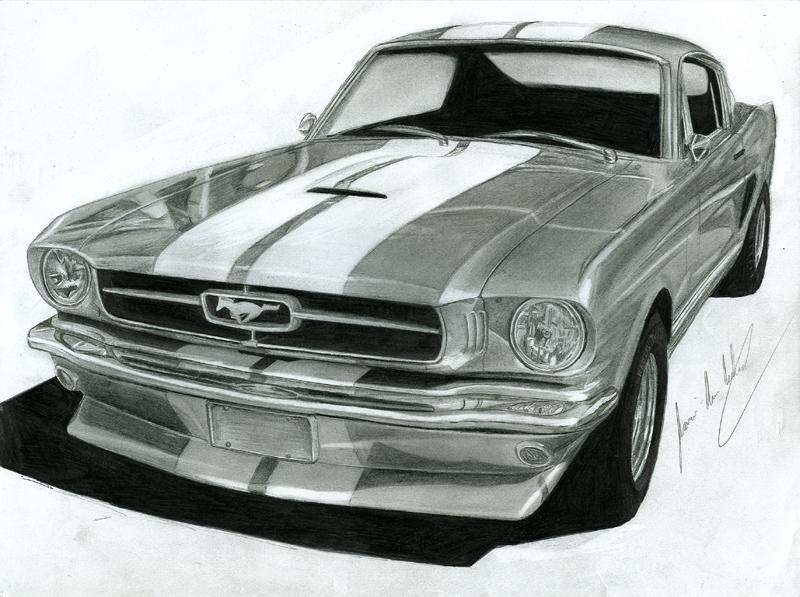 Mustang Gt350 1967 By Ilov2xlr8 On Deviantart