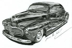 chevy 1948 by ilov2xlr8