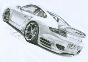 Porsche 911 by ilov2xlr8
