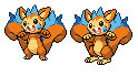 Custom Squirrel Pokemon