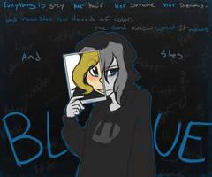 Blue by Sslycat