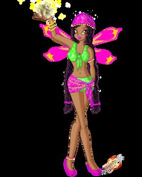Winx OC: Sydonia