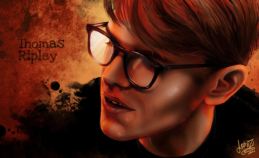 Thomas Ripley Portrait by LopezIIReturn