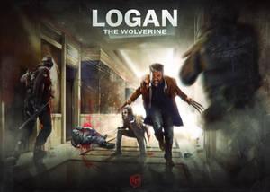 LOGAN : THE WOLVERINE (MOVIE FAN ART)