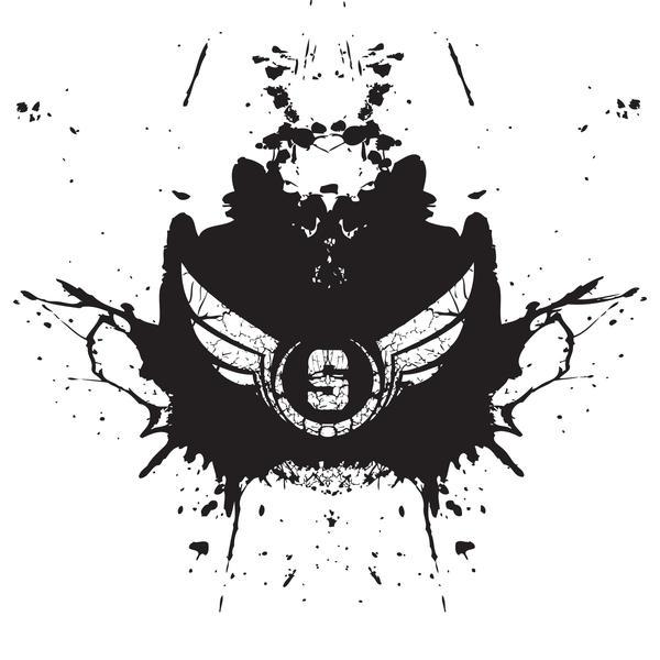 Stetson Skydive Rorschach Logo