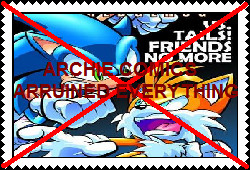 ANTI-ARCHIE COMICS stamp by AllytheWolffy98