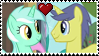 LyraXCometTail Stamp?! by AllytheWolffy98