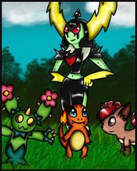 Collab: Dominator's pokemon