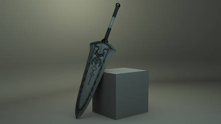 Detailed Sword