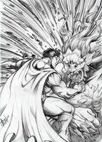 Supes VS Dooms Revised by DCON