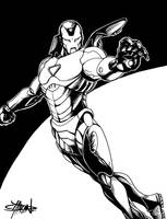 IRONMAN INKS by DCON