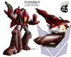 Flywheels by DCON