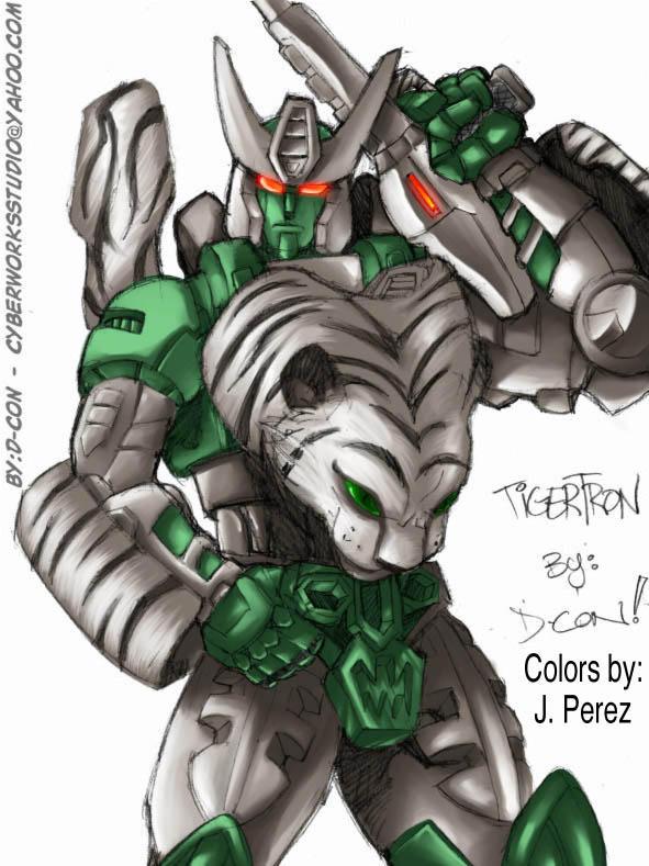 Razorclaw(Done) Tigatron