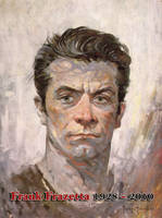 frank frazetta dead at 82 by DCON