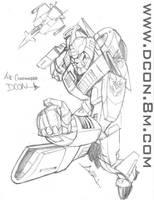Air Commander DCON by DCON