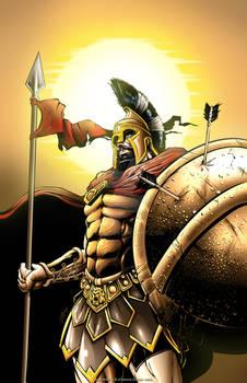 Spartan Leonidas