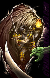 The Orc Hunter