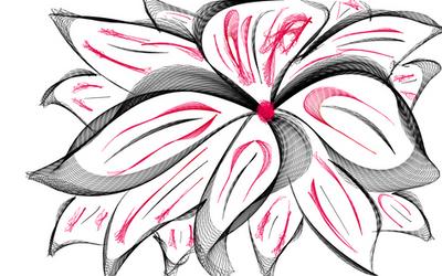 Random Flower by AlisiaLanet